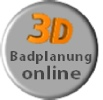 badplanung 3d kostenlos online badplanungsprogramm online. Black Bedroom Furniture Sets. Home Design Ideas