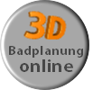 badplanung 3d online 3d badplanung bad planen online planungsprogramm bad. Black Bedroom Furniture Sets. Home Design Ideas