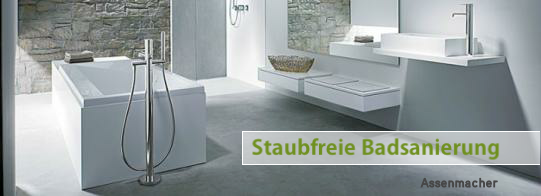 staubfrei bad sanieren badsanierung staubfrei staubfreies arbeiten badsanierung staubfrei. Black Bedroom Furniture Sets. Home Design Ideas